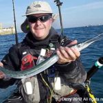 12 hours, 10+ miles, 70 degrees, and a happy Dizzy…