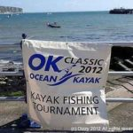 Swanage Ocean Kayak Classic Kayak fishing competition