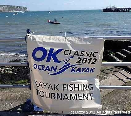 The 3rd Ocean kayak classic - 12/5/12