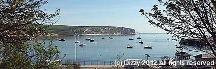 Swanage - the perfect kayak fishing venue ?