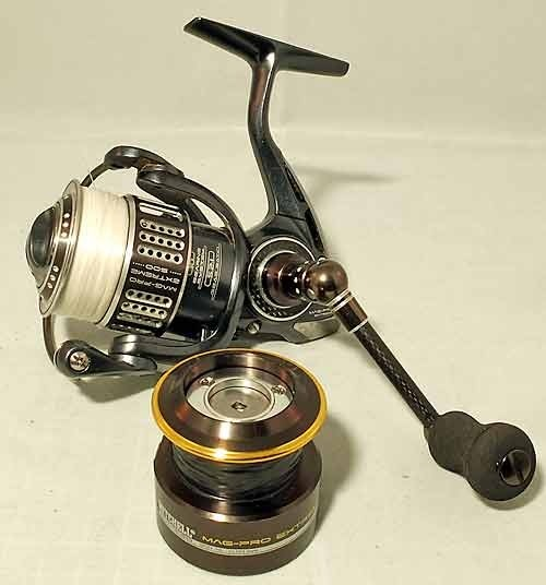 review of mitchell mag pro 500 extreme and lite reels dizzyfish kayak fishing. Black Bedroom Furniture Sets. Home Design Ideas