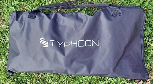Review of Typhoon Max B dry suit