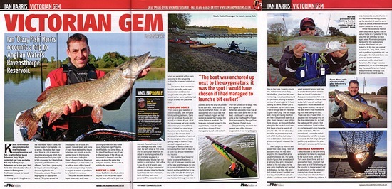 Pike and Pred April 2015 Issue 209 low res