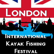 London International Kayak Lure Festival – Wraysbury Lakes – June 9th to 11th 2017