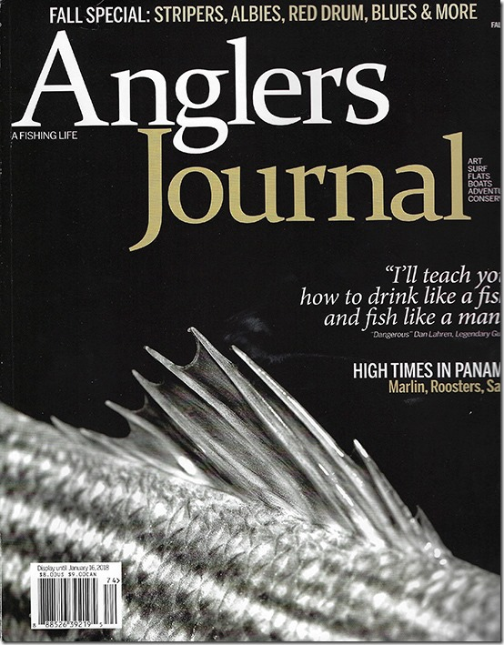 December Anglers journal Fall 2017 cover hires